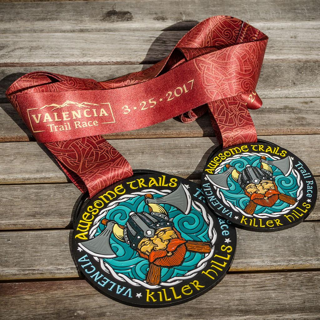VALENCIA Trail Race Male Warrior